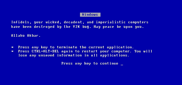 the danger of the y2k computer virus and the damage it can cause How can the answer be improved.